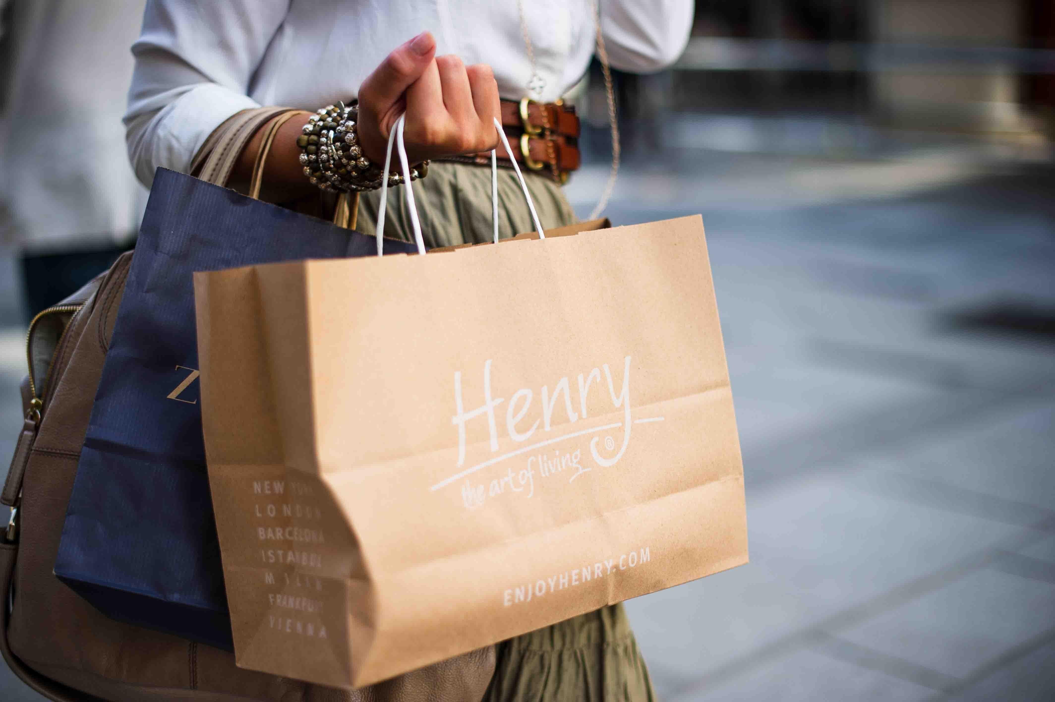 Gratis kledingadvies in winkels