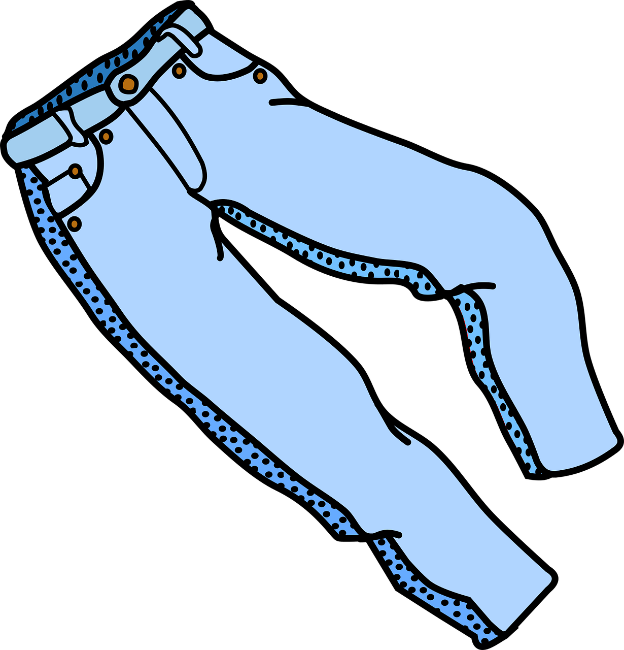 Stevige benen: welke broek?