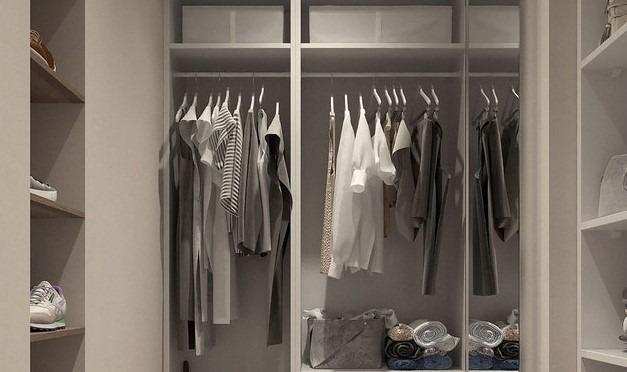 opruimen kleding